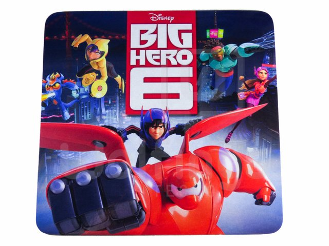 PAD Big Hero 6 [Cod. MOP-001]