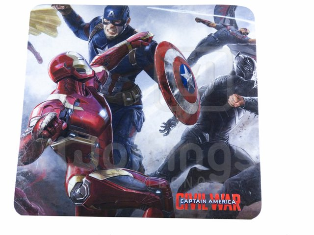 PAD Capitan America: Civil War [Cod. MOP-001]