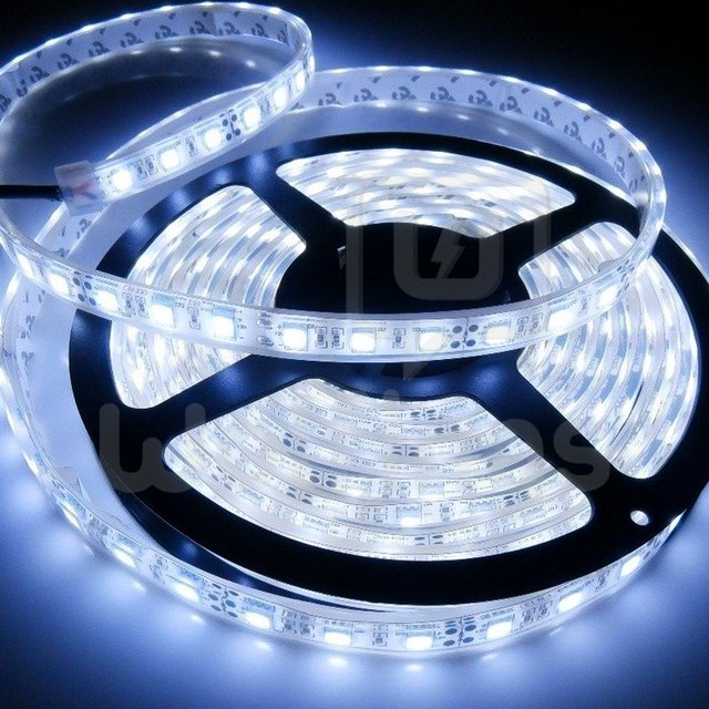 Tira Led 5050 Blanco 5 Metros Interior [Cod. LUL-002] - Wolfings