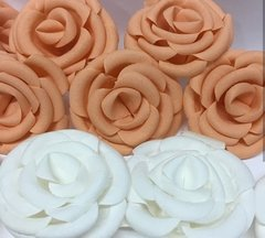 Fabric Flower Model C (100 pieces) - buy online