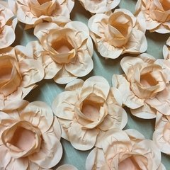 Fabric Flower Wrappers for Wedding Sweets Cecilia (30 pieces) on internet