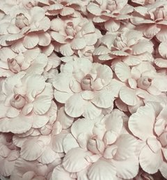 Image of Fabric Flower for Weddings Model P (30 pieces)