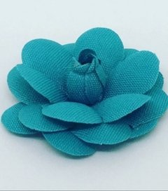 Fabric Flower for Weddings Model P (30 pieces) - Celebrity Forminhas de Doces Para Casamento