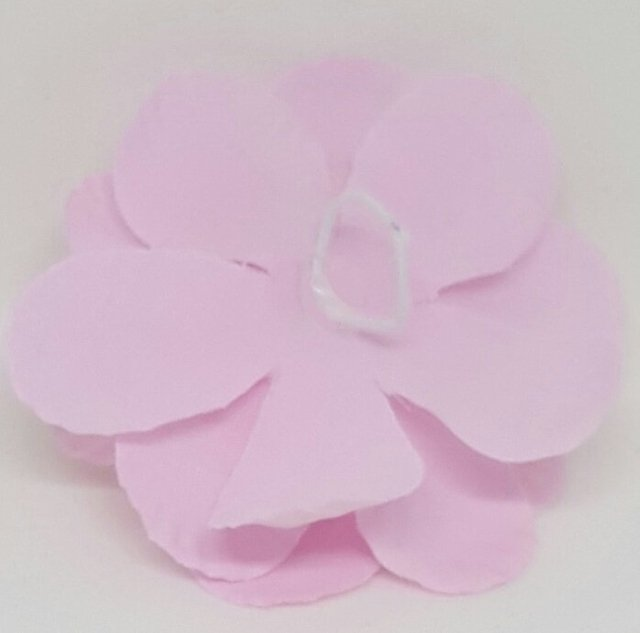 Fabric Flower for Weddings Model P (30 pieces) - online store