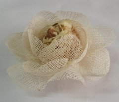 Fabric Flower Wrapper for Sweets Bloomed Camellia (30 pieces) on internet