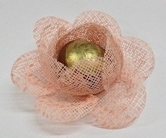 Fabric Flower Wrapper for Sweets Bloomed Camellia (30 pieces) - buy online
