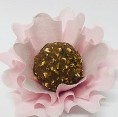 Fabric Flower for Wedding Sweets Nádia (100 pieces) - buy online