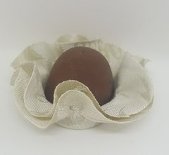 Wrappers for wedding sweets in Beige Jacquard Doble Basic (50 pieces) - buy online