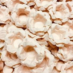 Fabric Flower for Wedding Sweets Carol (100 pieces) - online store