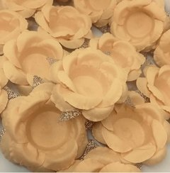Fabric Flower Wrappers for Wedding Sweets Maira (100 pieces) on internet
