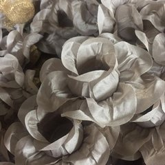 Fabric Flower Wrappers for Wedding Sweets Cecilia (30 pieces)