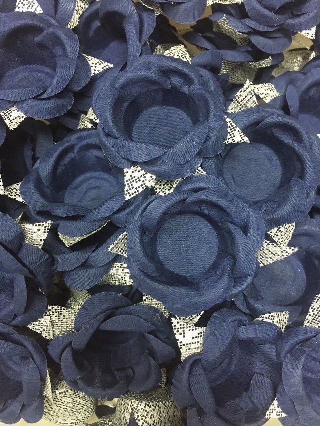Fabric Flower Wrappers for Wedding Sweets Maira (30 pieces) - buy online