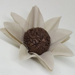 Fabric Flower Wrappers for Wedding Sweets Lily (30 pieces) on internet