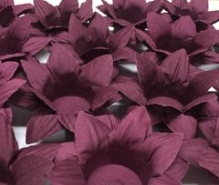 fabric-wrapper-for-wedding-candies-marsala-daisy