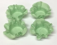 Kit of Wrappers for Wedding Sweets in Light Green (50 pieces)