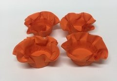 Kit of Wrappers for Wedding Sweets in Dark Orange (50 pieces) - buy online