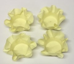 Kit of Wrappers for Wedding Sweets in Light Yellow (50 pieces) - buy online