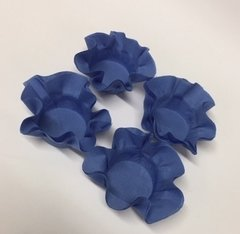 Kit of Wrappers for Wedding Sweets in Blue (50 pieces) - buy online