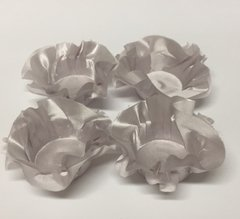 Kit of Wrappers for Wedding Sweets in Light Silver (50 pieces) - buy online
