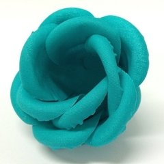 Image of Fabric Flower Wrappers foe Sweets Marcia (30 pieces)
