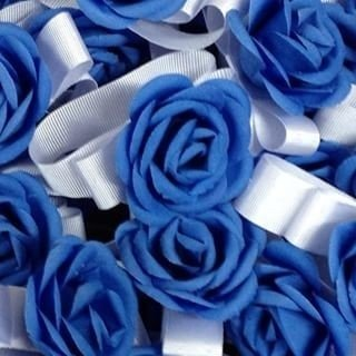 napkin-holder-for-wedding-blue