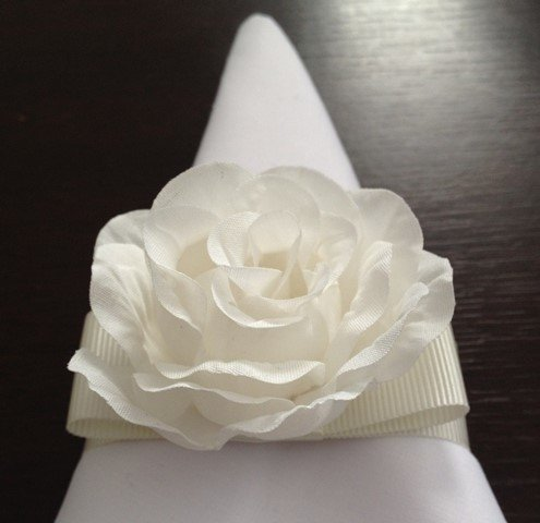 Flower Napkin Holder Model P1 (10 pieces) - online store