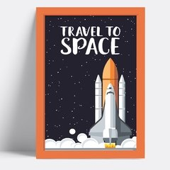 Quadro Travel to Space