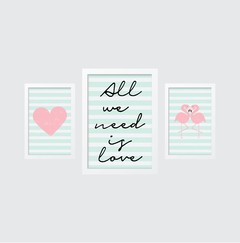 Kit - All We need is love - Arteira Design