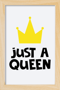 Quadro Just a queen - Arteira Design