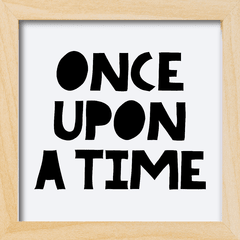 Quadro Once Upon a Time na internet
