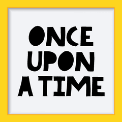 Quadro Once Upon a Time - loja online