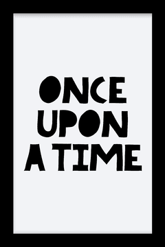 Quadro Once Upon a Time - comprar online