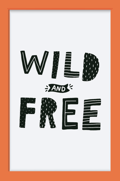 Quadro Wild and Free
