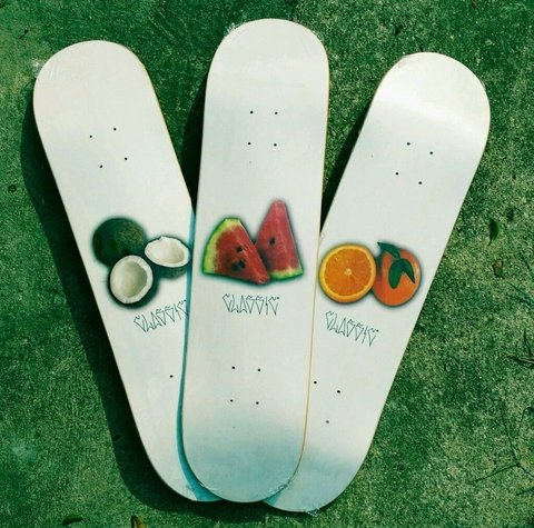 SHAPES FIBER GLASS CLASSIC SUMMER FRUIT