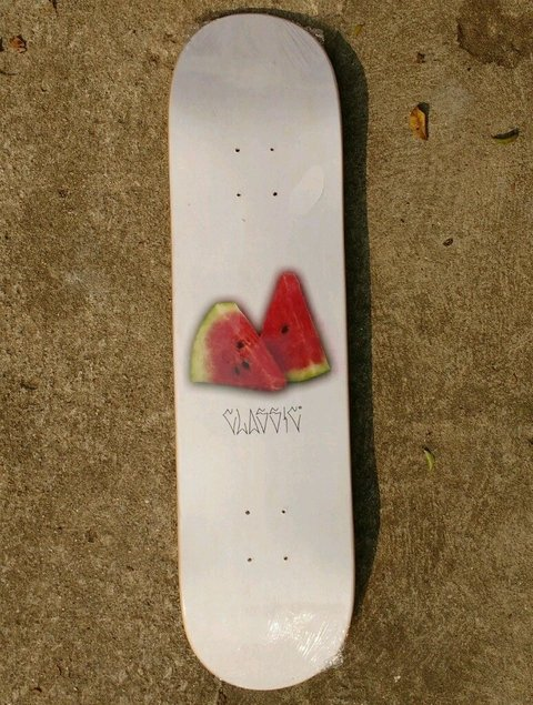 SHAPES FIBER GLASS CLASSIC SUMMER FRUIT - Classic Surf Skate Shop