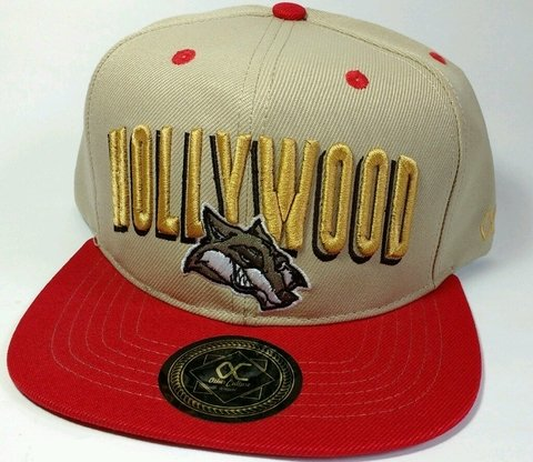 Boné Snap Back Oc Hollywood