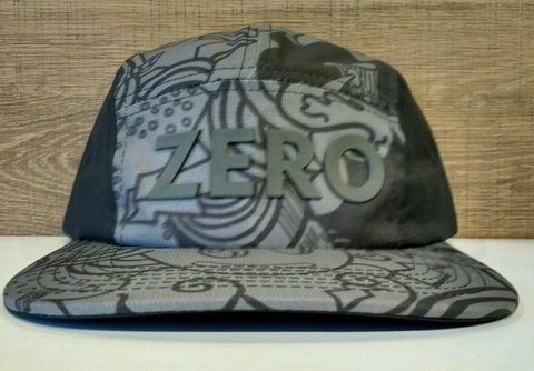 Boné 5Panel ZEro Skateboards