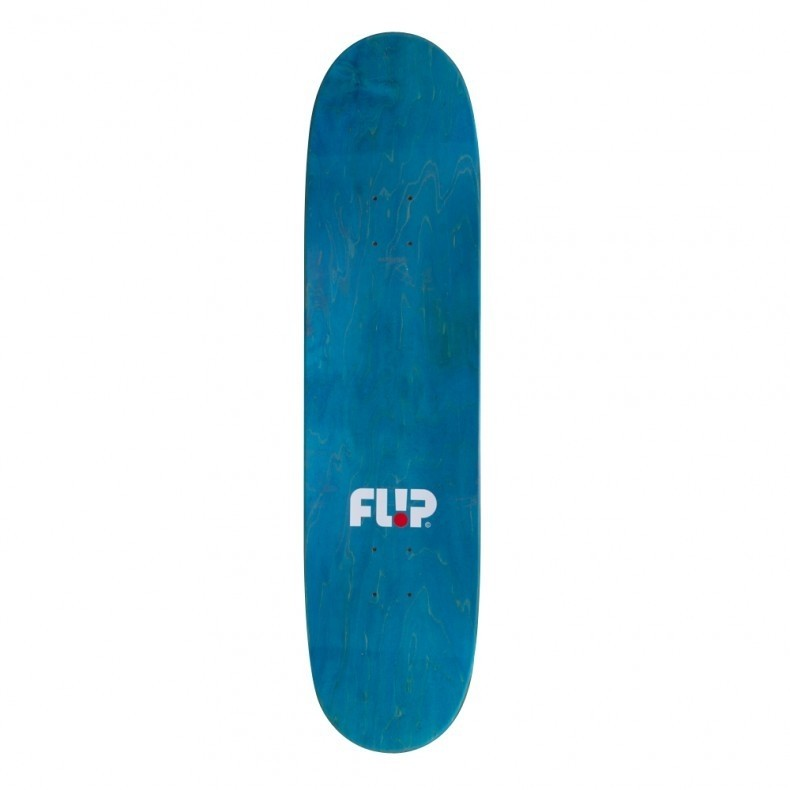 SHAPE FLIP ODYSSEY TUBE RED 8.13