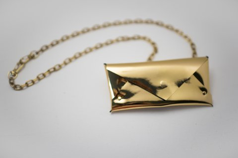 Pocket Chain gold gold baby