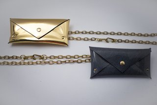 Pocket Chain gold gold baby - Copetonas
