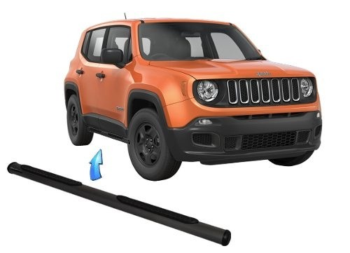 Estribo Tubular Oblongo Onix Nova Jeep Renegade