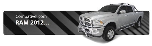 Estribo Plataform Preto Dodge Ram CD 12/15 na internet