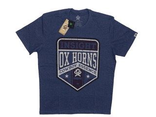 Camiseta M Ox Horns OX023