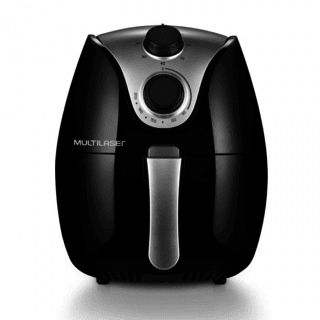 Air Fryer Inox 1500W Preto 127V Multilaser - CE13