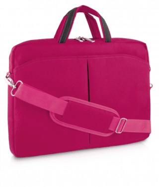 Bolsa All Day Rosa 15' Multilaser - BO170
