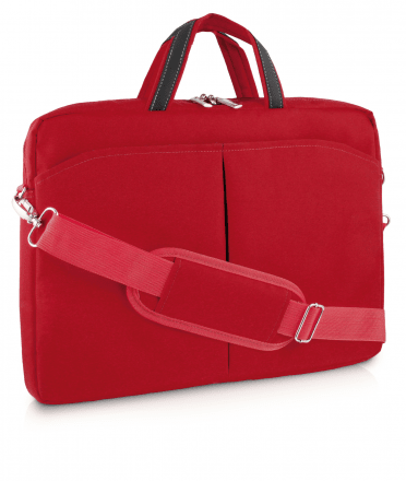 Bolsa All Day Vermelha 15' Multilaser - BO171