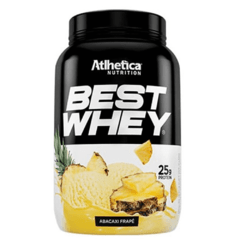Best Whey - Sabor Abacaxi - Atlhetica Nutrition 900g