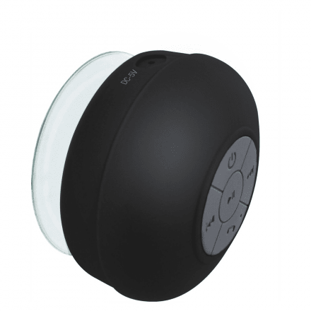 Caixa de Som Multilaser Bluetooth Shower Speaker a Prova D'Á - comprar online