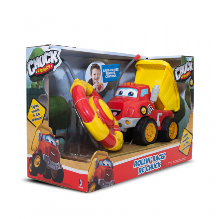 Carro de Controle Remoto - Chuck and Friends Rolli Racer - - buy online