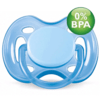 Chupeta Free Flow BPA Free 0-6 Meses Single Pack AZUL Philli